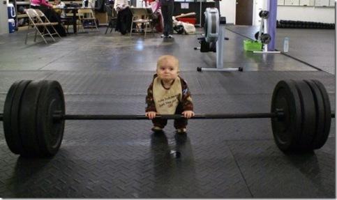 A criança mais forte do mundo[2]