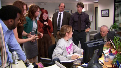 The Office 9x07