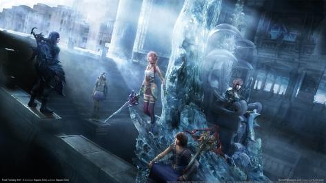 Final Fantasy XIII-2 - Elenco