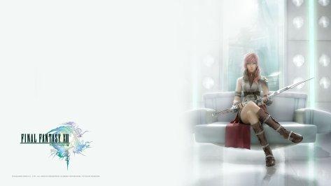Final Fantasy XIII - Lighting 01