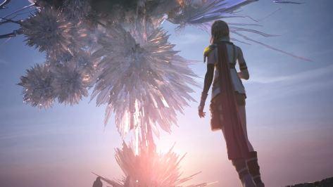 Final Fantasy XIII - Lighting & Cocoon
