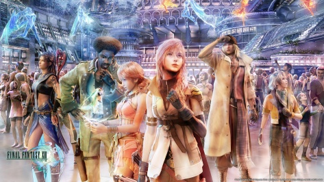Final Fantasy XIII - Party All 2