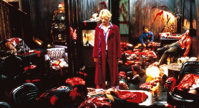O caos em sangue