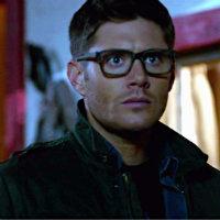 Supernatural 8x14 - dean de óculos
