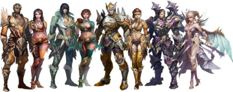 Classes RPG