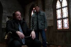Crowley prisioneiro