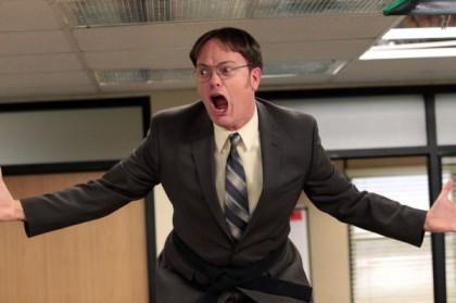 Dwight - scream