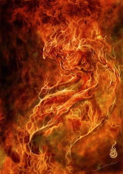 FireElemental