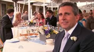 Michael Scott casamento
