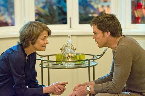 Dexter e Dra. Vogel