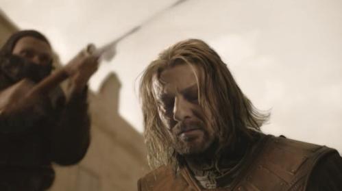 Execução de Ned