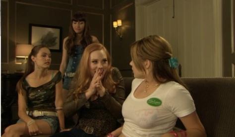 Jessica e Meninas fadas