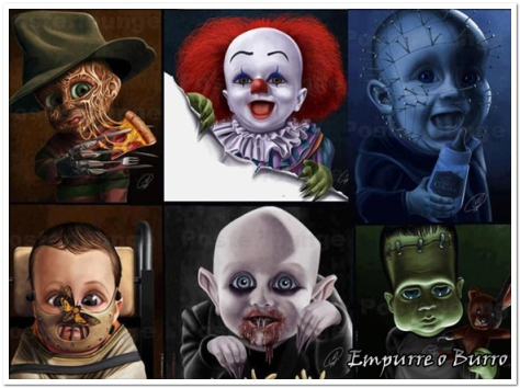 Monstro & Bebês