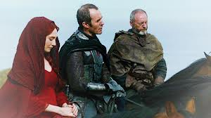 Davos, Stannis & Melisandre