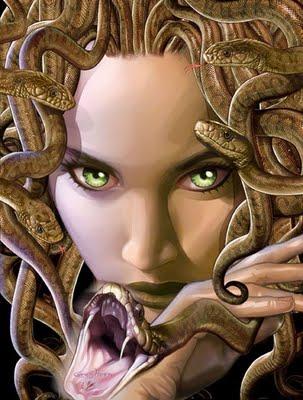 Olhos de Medusa