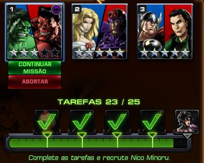 BARRA DE XP