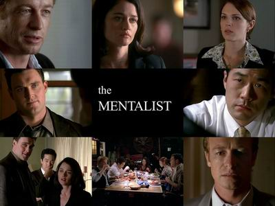 THE MENTALIST PERSONAGENS