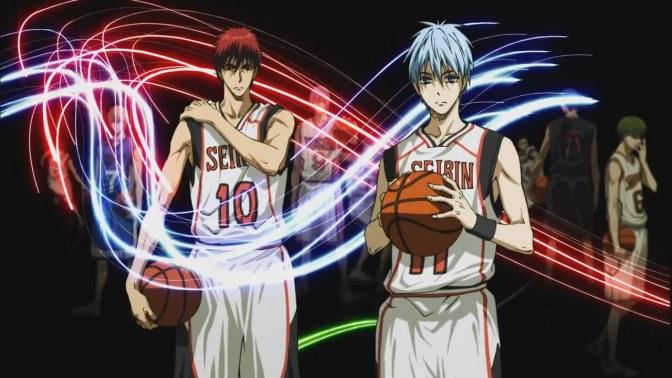 O basquete que Kuroko joga no inverno