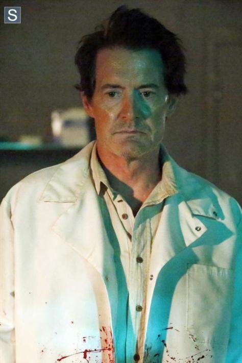 Doctor - pai de Skye