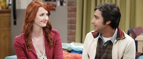 Emily e Raj