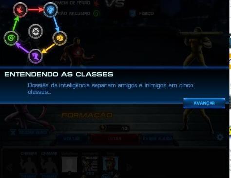 MAA - classes