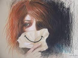 Quando o sorriso é de tristeza
