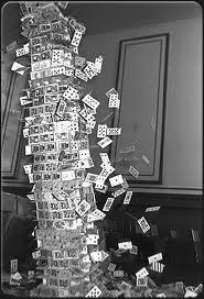 Torre de cartas