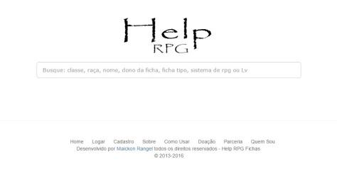 Help RPG 01